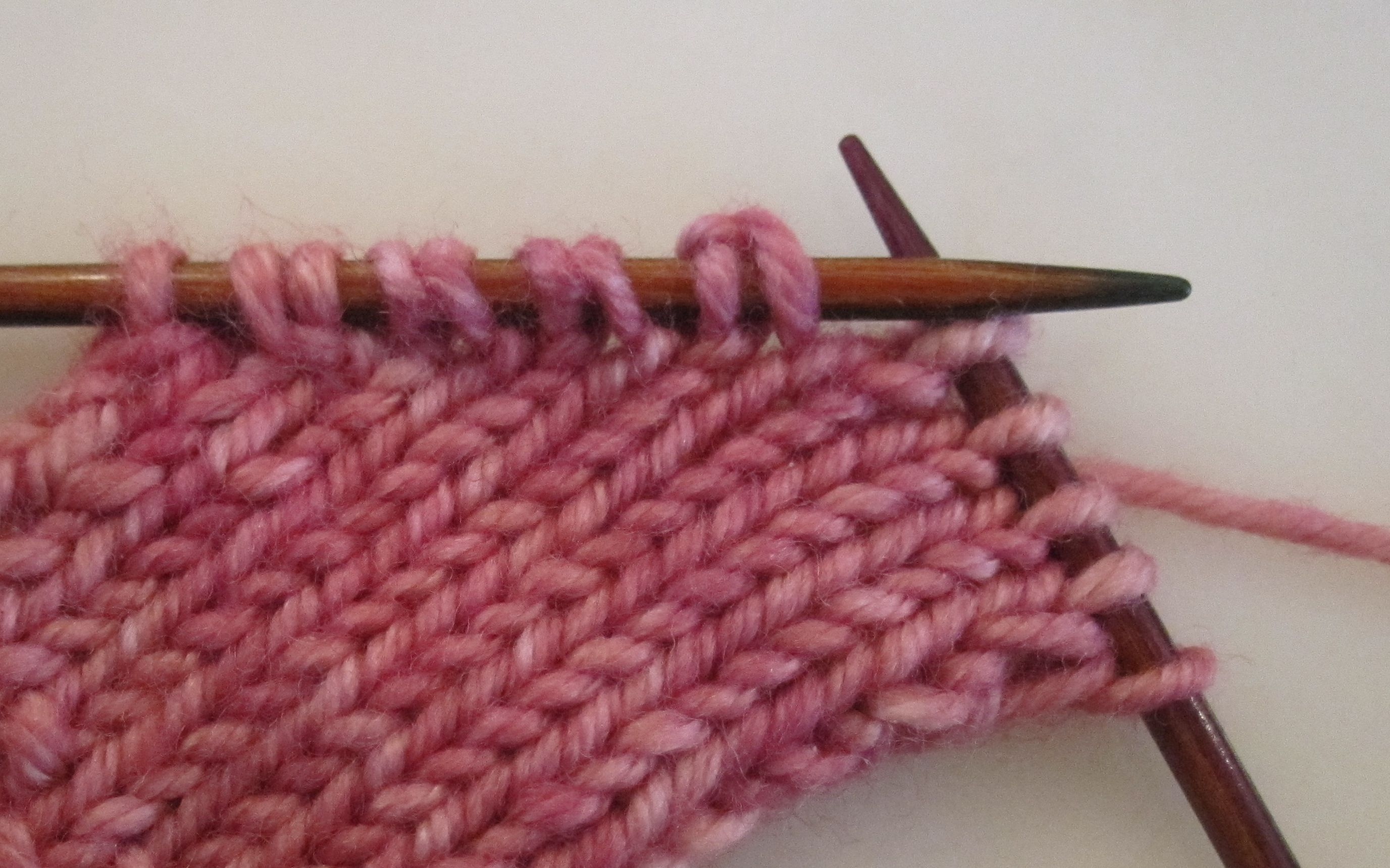 Short Rows Double Stitches Socktopus Unplugged